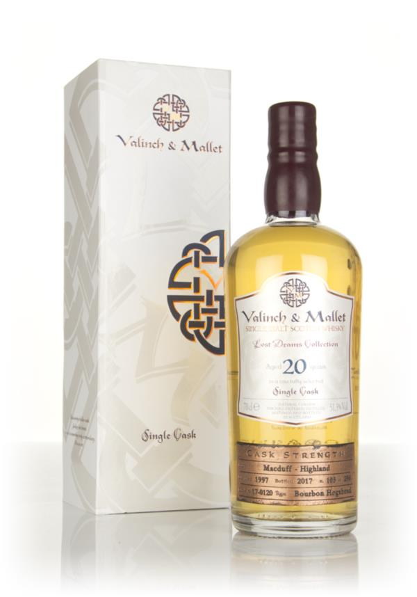 Macduff 20 Year Old 1997 (cask 170120) - Lost Drams Collection (Valinc Single Malt Whisky