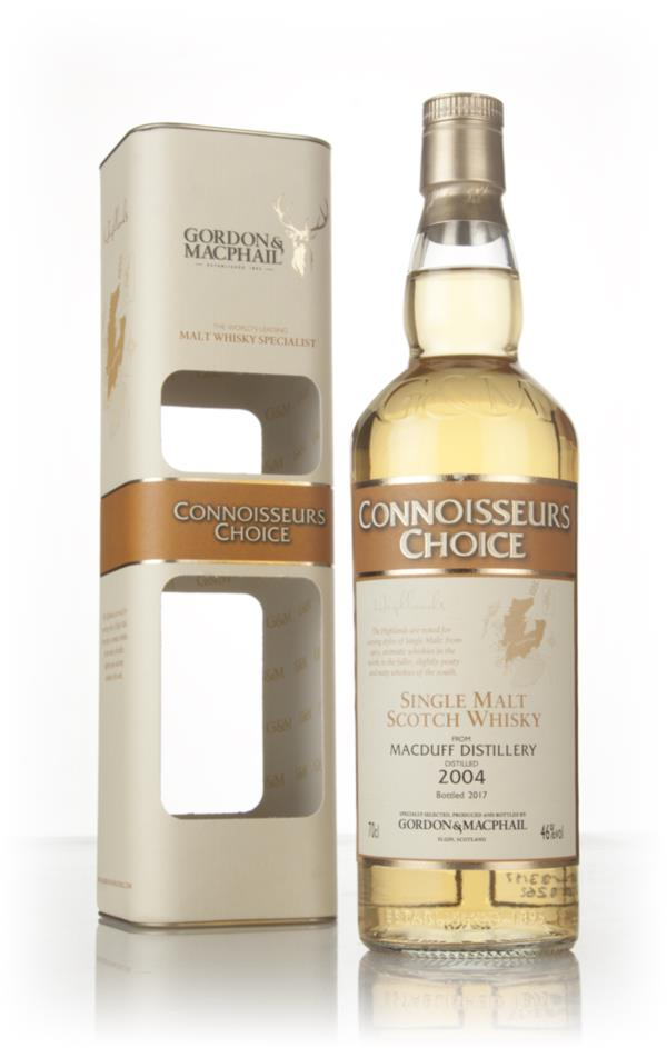 Macduff 2004 (bottled 2017) - Connoisseurs Choice (Gordon & MacPhail) Single Malt Whisky