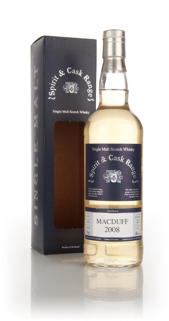 Macduff 2008 (cask 0121) - Spirit & Cask Range Single Malt Whisky