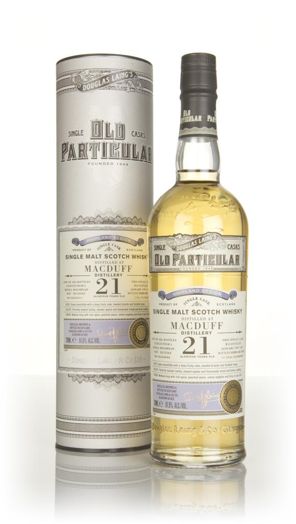 Macduff 21 Year Old 1997 (cask 12362) - Old Particular (Douglas Laing) Single Malt Whisky