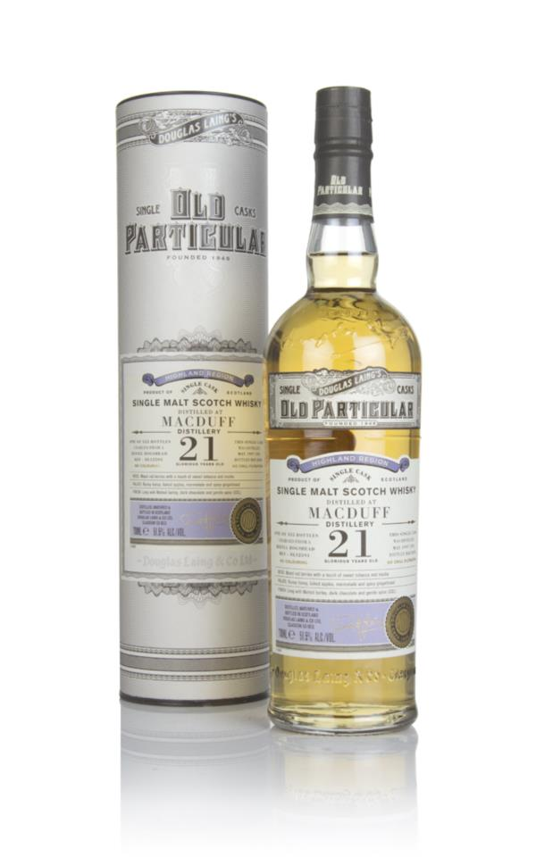 Macduff 21 Year Old 1997 (cask 12593) - Old Particular (Douglas Laing) Single Malt Whisky