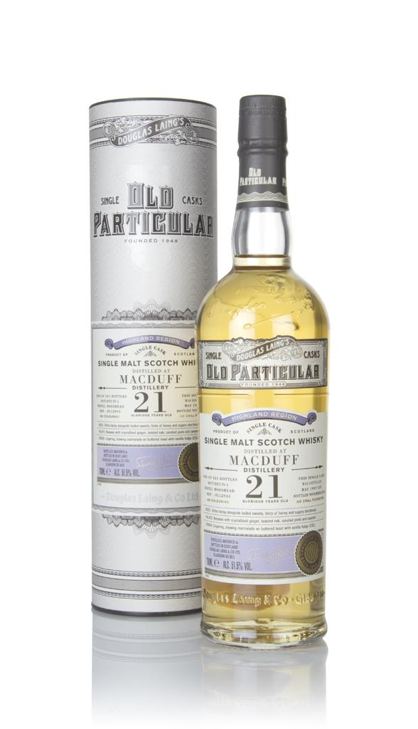Macduff 21 Year Old 1997 (cask 12943) - Old Particular (Douglas Laing) Single Malt Whisky