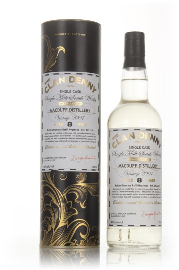Macduff 8 Year Old 2007 (cask 11189) - The Clan Denny (Douglas Laing) Single Malt Whisky