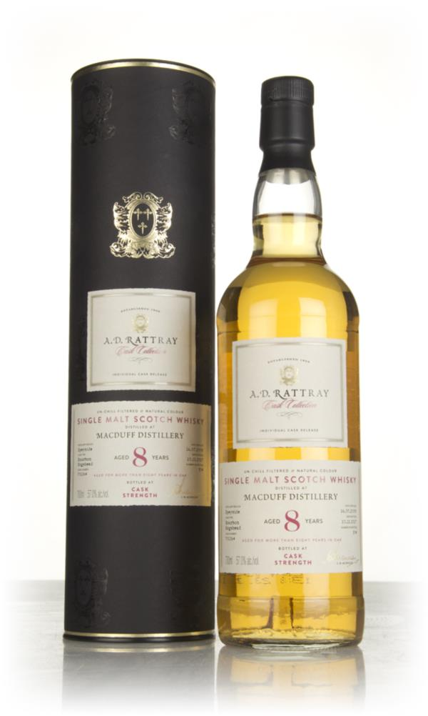 Macduff 8 Year Old 2009 (cask 701264) - Cask Collection (A.D. Rattray) Single Malt Whisky