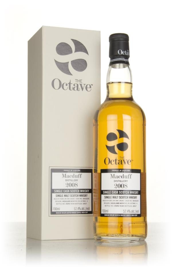 Macduff 9 Year Old 2008 (cask 5816225) - The Octave (Duncan Taylor) Single Malt Whisky