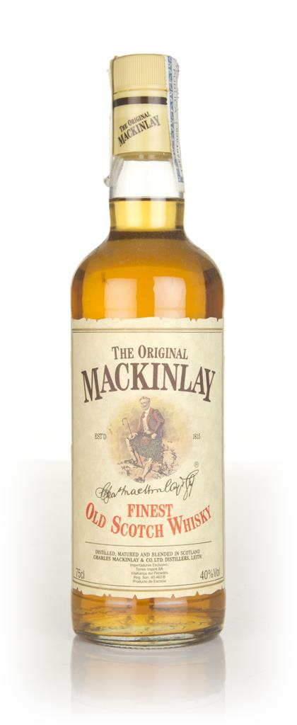 The Original MacKinlay (75cl) - 1990s Blended Whisky