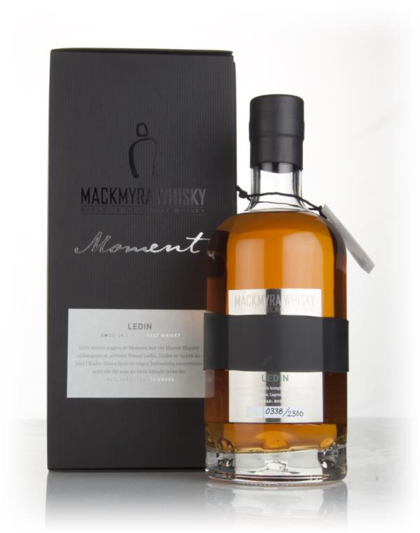Mackmyra Moment - Ledin Single Malt Whisky