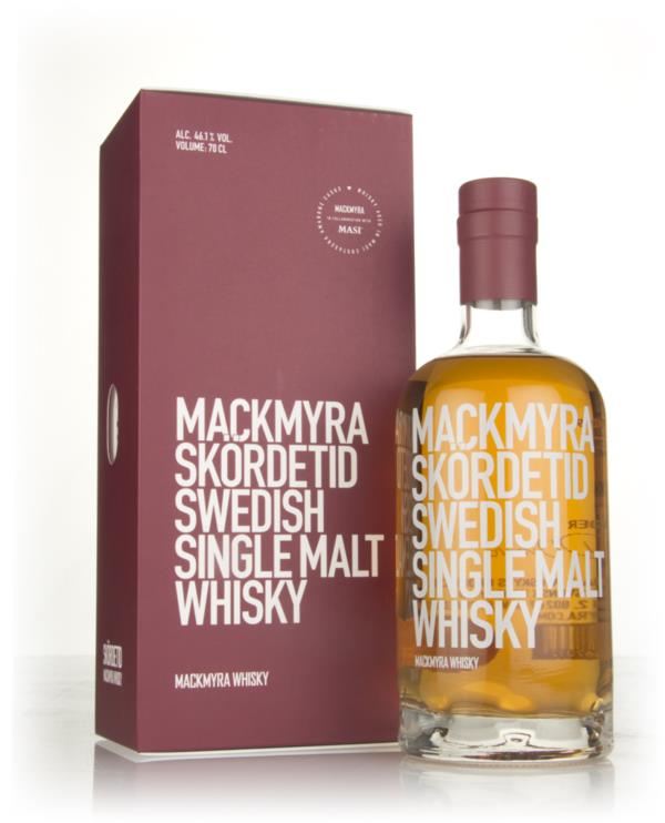 Mackmyra Skordetid Single Malt Whisky