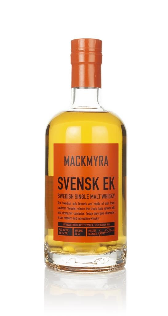 Mackmyra Svensk Ek Single Malt Whisky