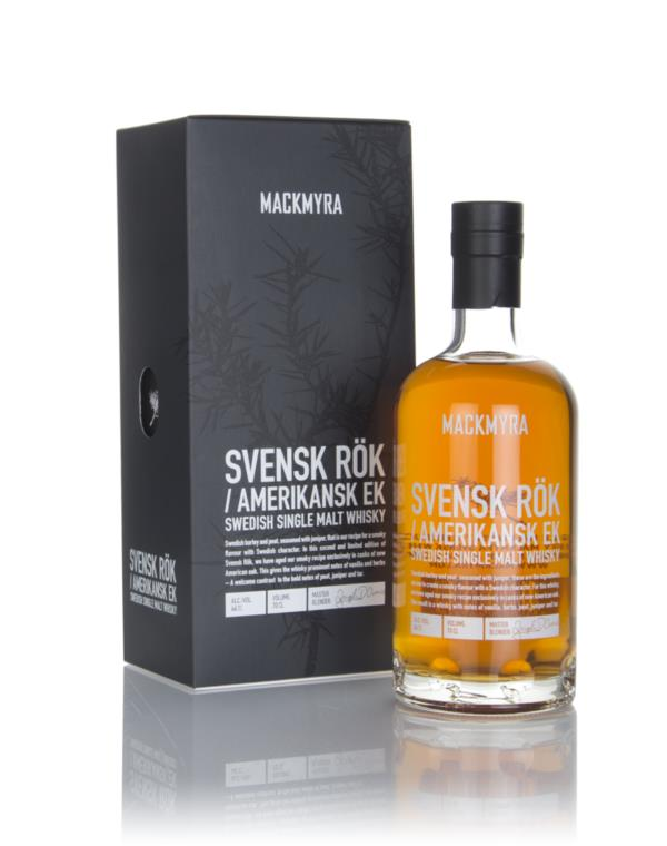 Mackmyra Svensk Rok / Amerikansk Ek Single Malt Whisky