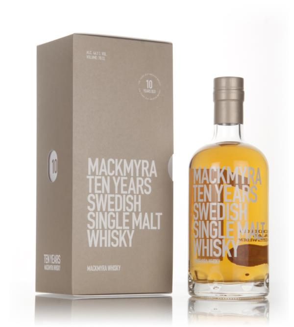 Mackmyra Ten Years Single Malt Whisky