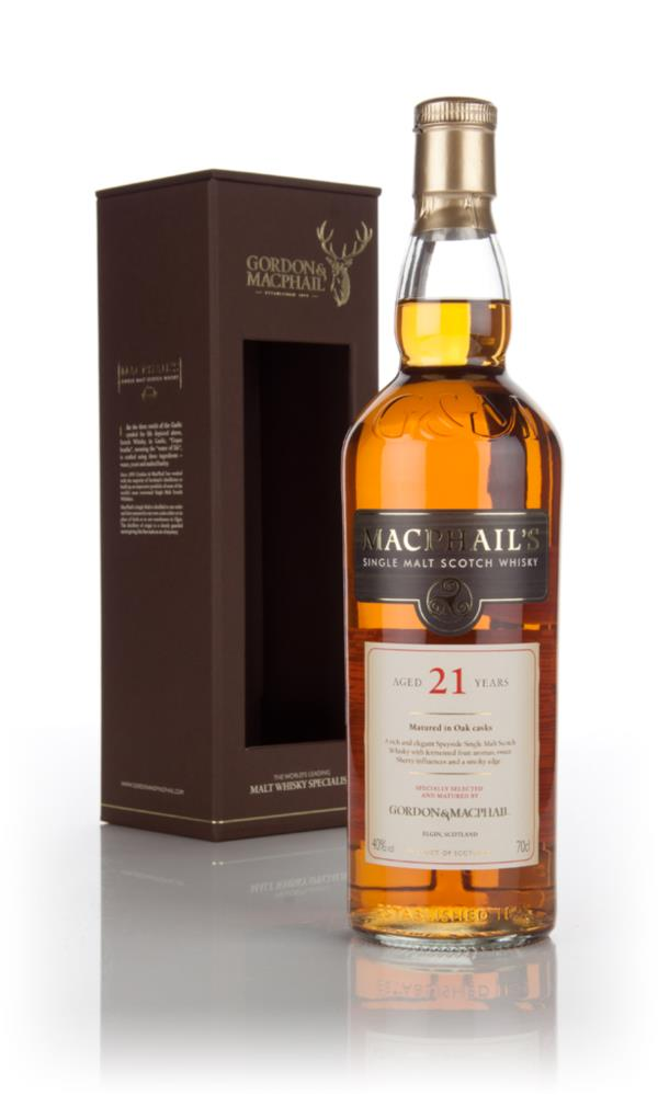 MacPhail's 21 Year Old Single Malt Whisky
