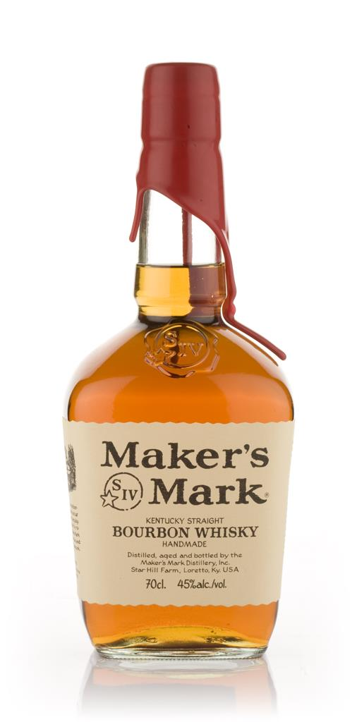 Makers Mark Bourbon Whiskey