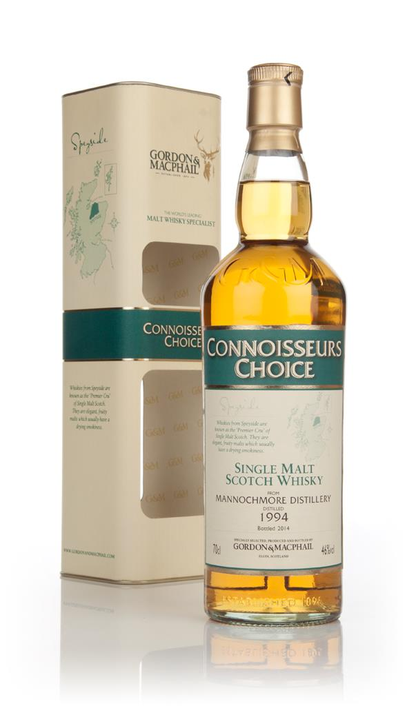 Mannochmore 1994 (bottled 2014) - Connoisseurs Choice (Gordon & Macpha Single Malt Whisky