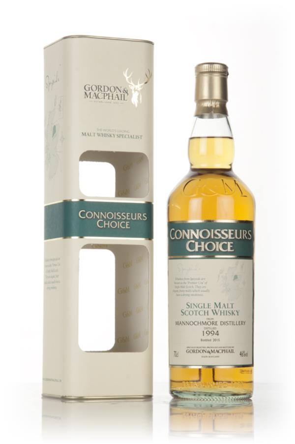 Mannochmore 1994 (bottled 2015) - Connoisseurs Choice (Gordon & MacPha Single Malt Whisky