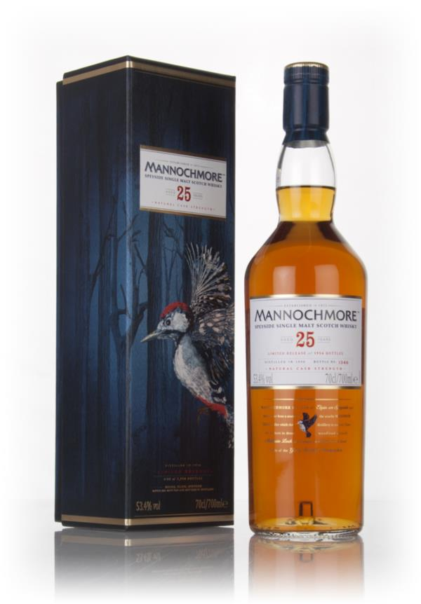 Mannochmore 25 Year Old 1990 (Special Release 2016) 3cl Sample Single Malt Whisky