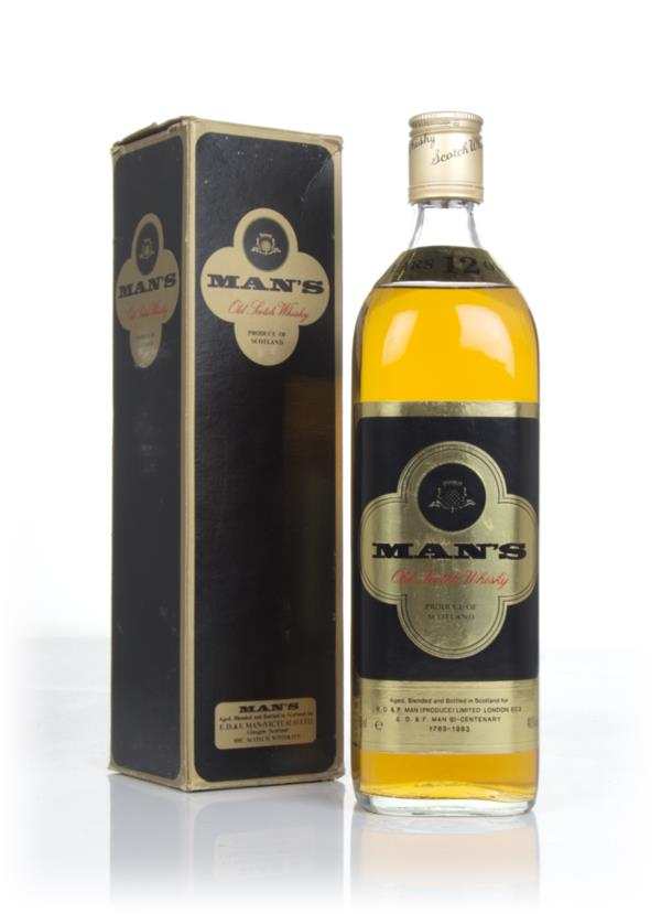 Man's 12 Year Old - 1983 Blended Whisky