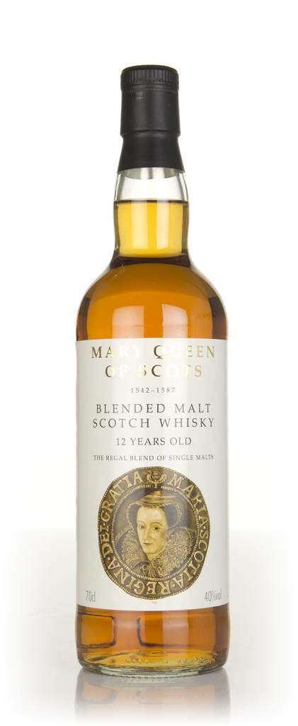 Mary Queen Of Scots 12 Year Old Blended Malt Whisky