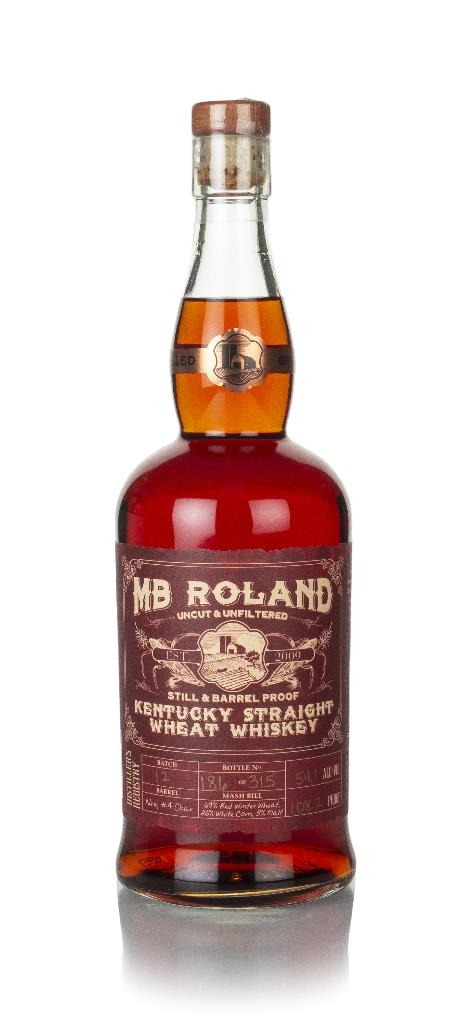 MB Roland Straight Wheat Wheat Whiskey
