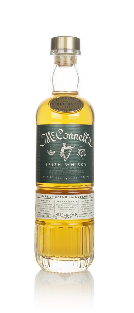 McConnell's 5 Year Old Irish Blended Whiskey