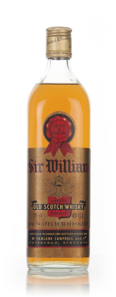 Sir William - 1970s Blended Whisky