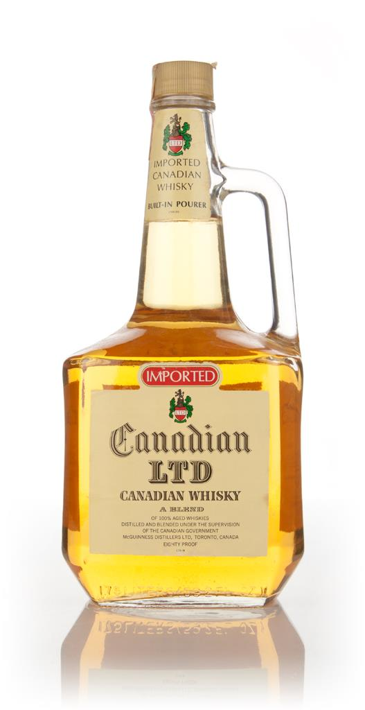 Canadian LTD 4 Year Old - 1960s Blended Whisky
