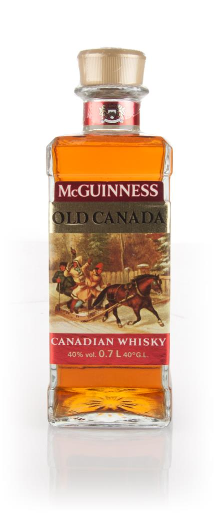 McGuinness Old Canada - Post-1999 Blended Whisky
