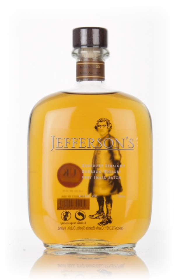 Jeffersons Bourbon Whiskey