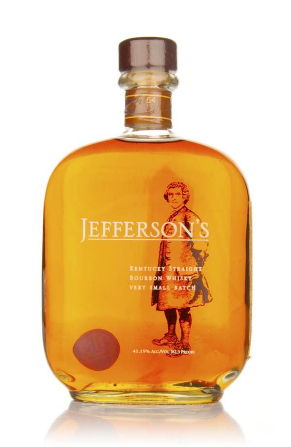 Jeffersons Bourbon 75cl Bourbon Whiskey