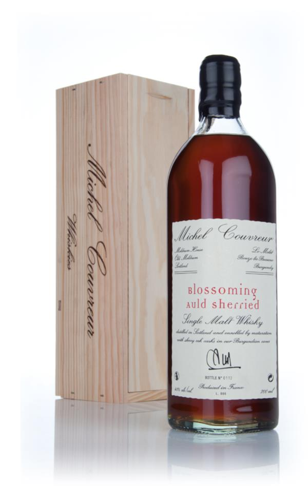 Michel Couvreur Blossoming Auld Sherried Single Malt Whisky 3cl Sample Single Malt Whisky