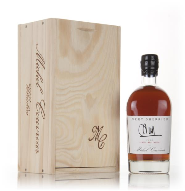 Michel Couvreur Very Sherried 25 Year Old 1990 3cl Sample Single Malt Whisky