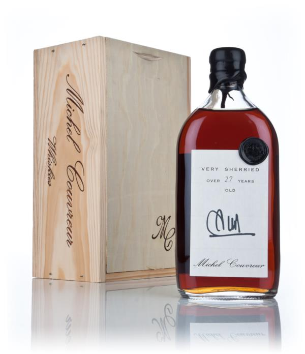 Michel Couvreur Very Sherried Over 27 Years Malt Whisky 3cl Sample Single Malt Whisky