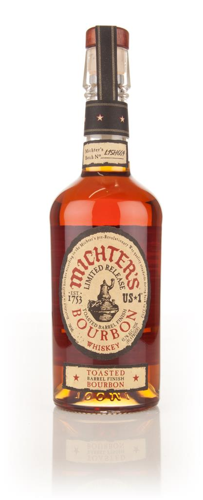 Michter's US*1 Toasted Barrel Finish Bourbon Limited Release Bourbon Whiskey