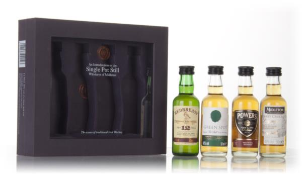 An Introduction to the Single Pot Still Whiskeys of Midleton Gift Set Single Pot Still Whiskey