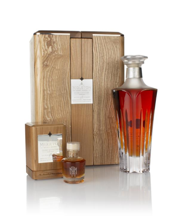Midleton 46 Year Old 1973 - Very Rare Silent Distillery Collection Cha Single Pot Still Whiskey