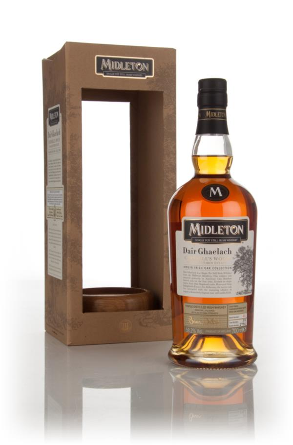 Midleton Dair Ghaelach - Grinsells Wood Tree 9 (Virgin Irish Oak Coll Single Pot Still Whiskey