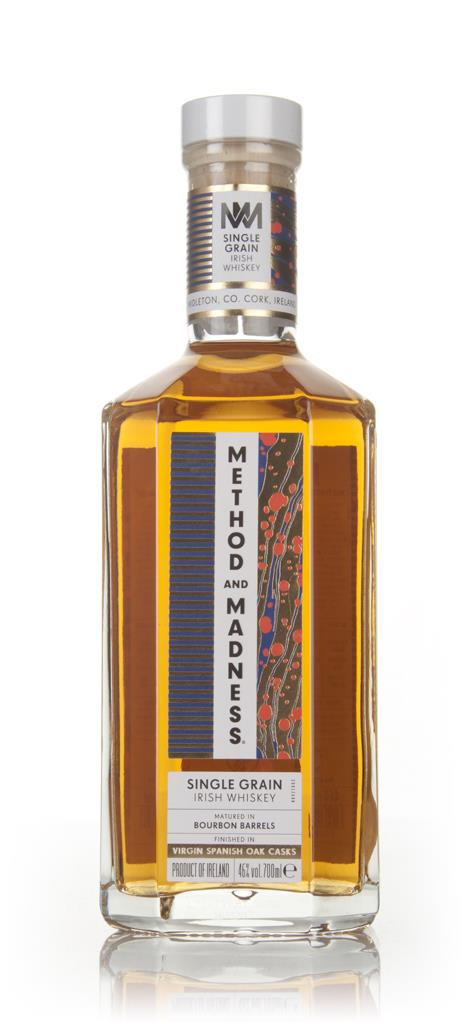Midleton Method and Madness Single Grain Whiskey