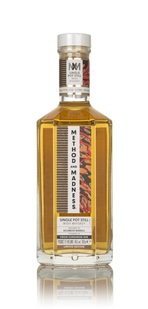 Midleton Method and Madness Virgin Hungarian Oak Finish Single Pot Still Whiskey