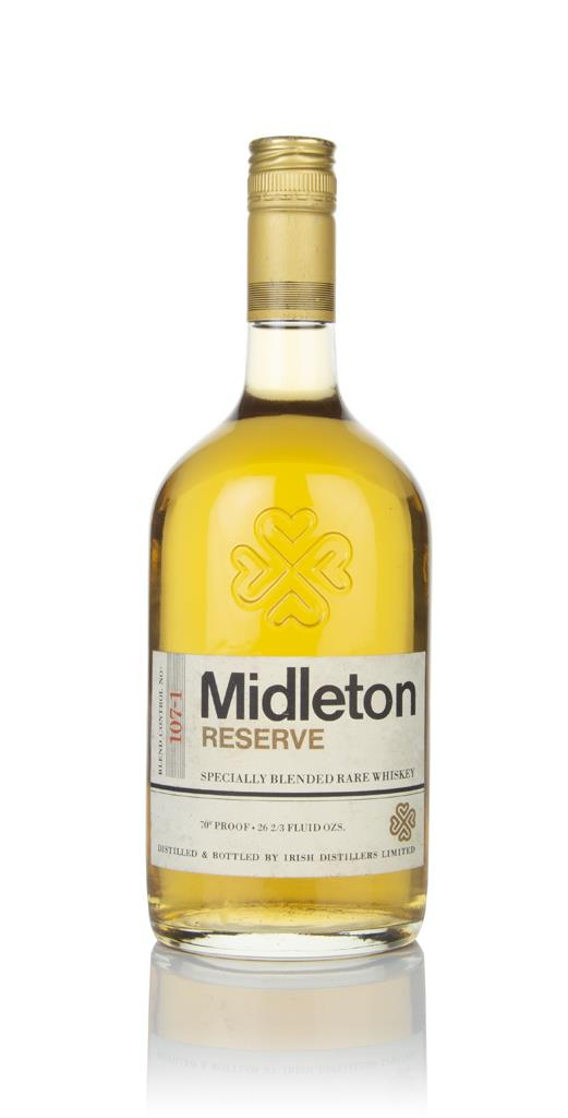 Midleton Reserve - 1970s Blended Whiskey