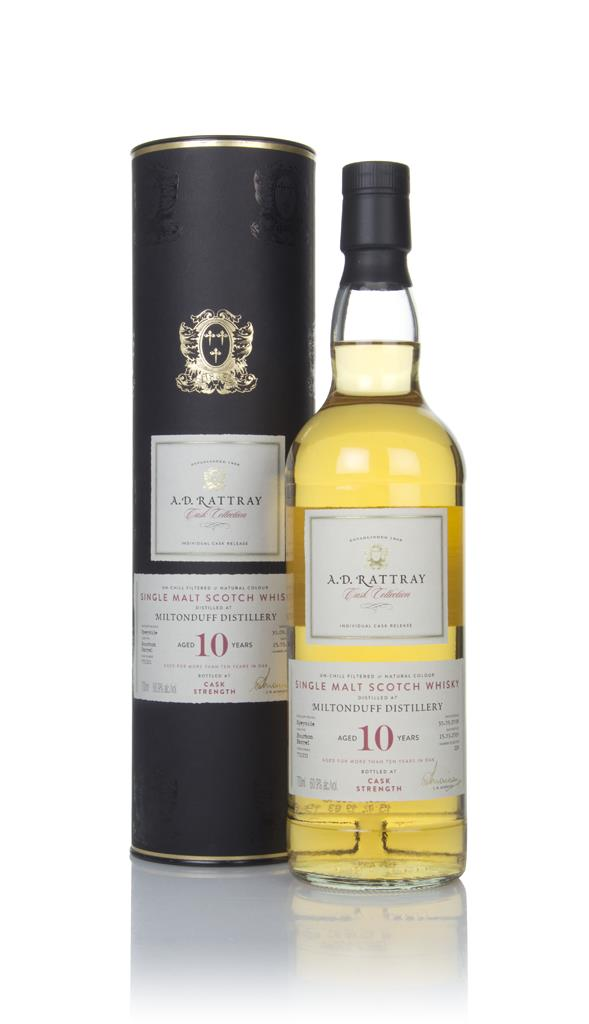 Miltonduff 10 Year Old 2008 (cask 701221) - Cask Collection (A.D Rattr Single Malt Whisky