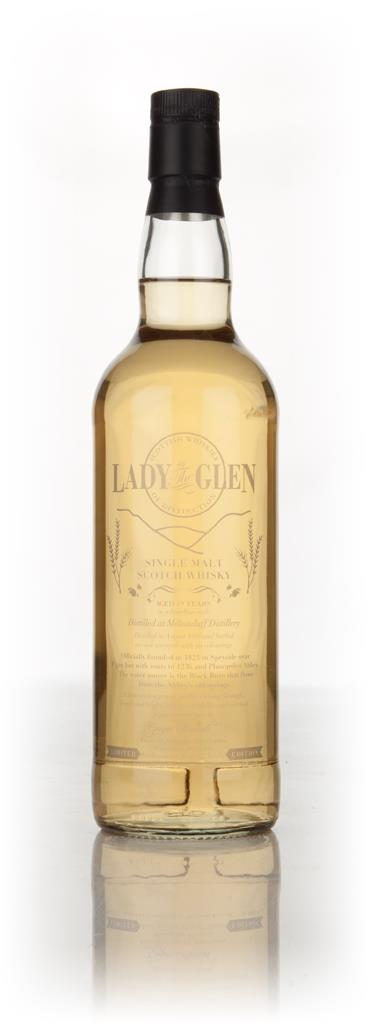 Miltonduff 19 Year Old 1995 - Lady of the Glen (Hannah Whisky Merchant Single Malt Whisky