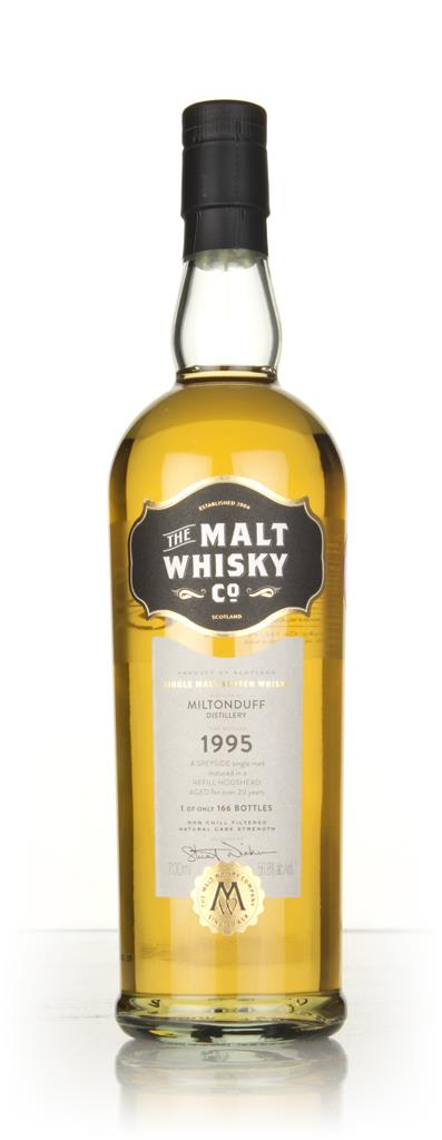 Miltonduff 20 Year Old 1995 (The Malt Whisky Company) Single Malt Whisky
