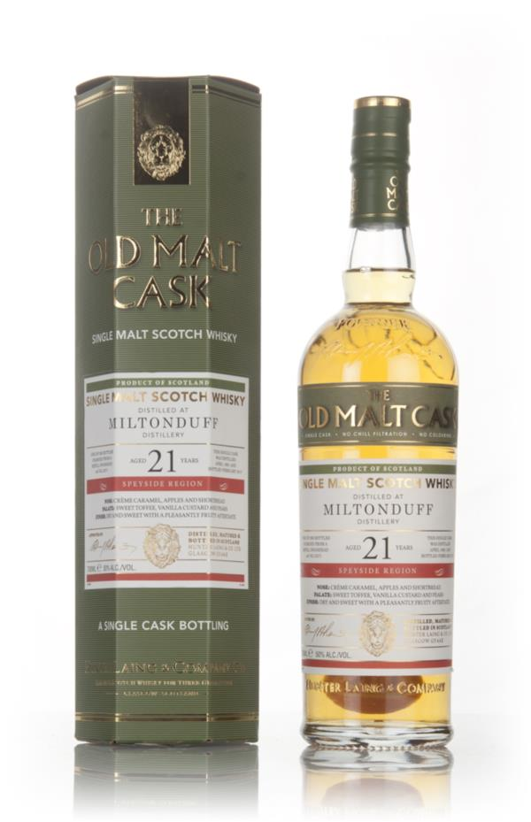 Miltonduff 21 Year Old 1995 (cask 13271) - Old Malt Cask (Hunter Laing Single Malt Whisky