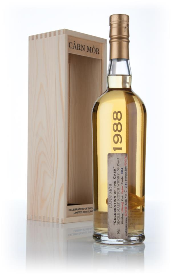 Miltonduff 25 Year Old 1988 (cask 9954) - Celebration Of The Cask (Car Single Malt Whisky 3cl Sample
