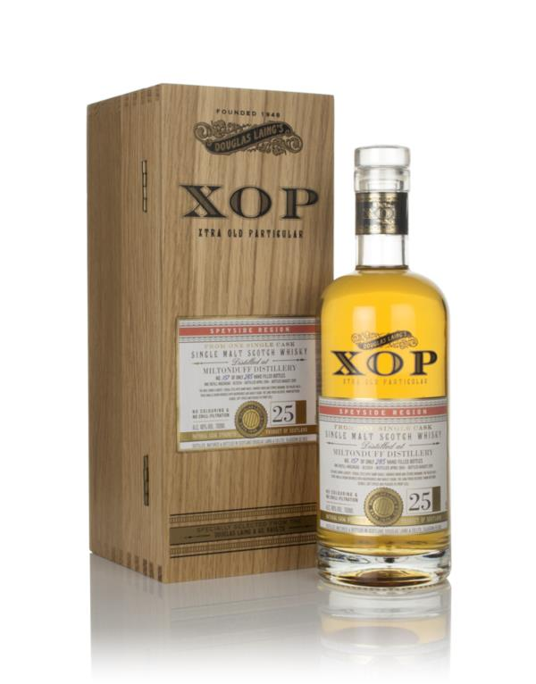 Miltonduff 25 Year Old 1994 - Xtra Old Particular (Douglas Laing) Single Malt Whisky