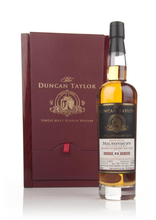 Miltonduff 31 Year Old 1982 (cask 836346) - The Duncan Taylor Single Single Malt Whisky