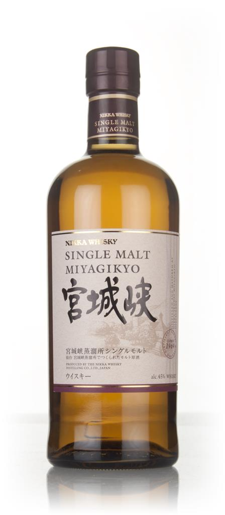 Miyagikyo Single Malt 3cl Sample Single Malt Whisky