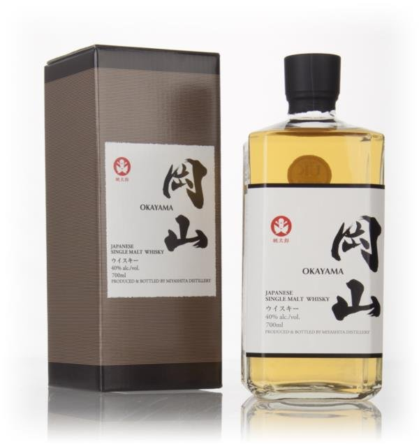 Okayama Single Malt 3cl Sample Single Malt Whisky