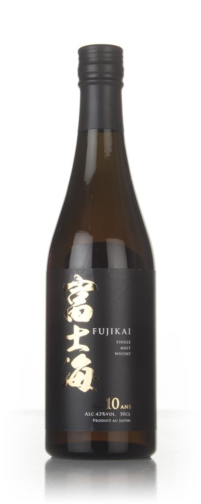Fujikai 10 Year Old Single Malt Whisky