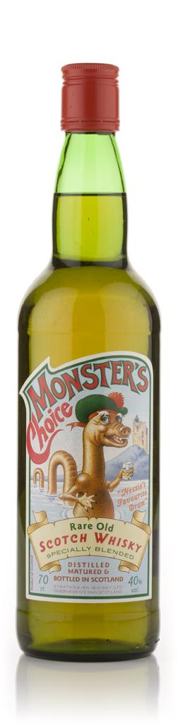 Monsters Choice Blended Scotch Blended Whisky